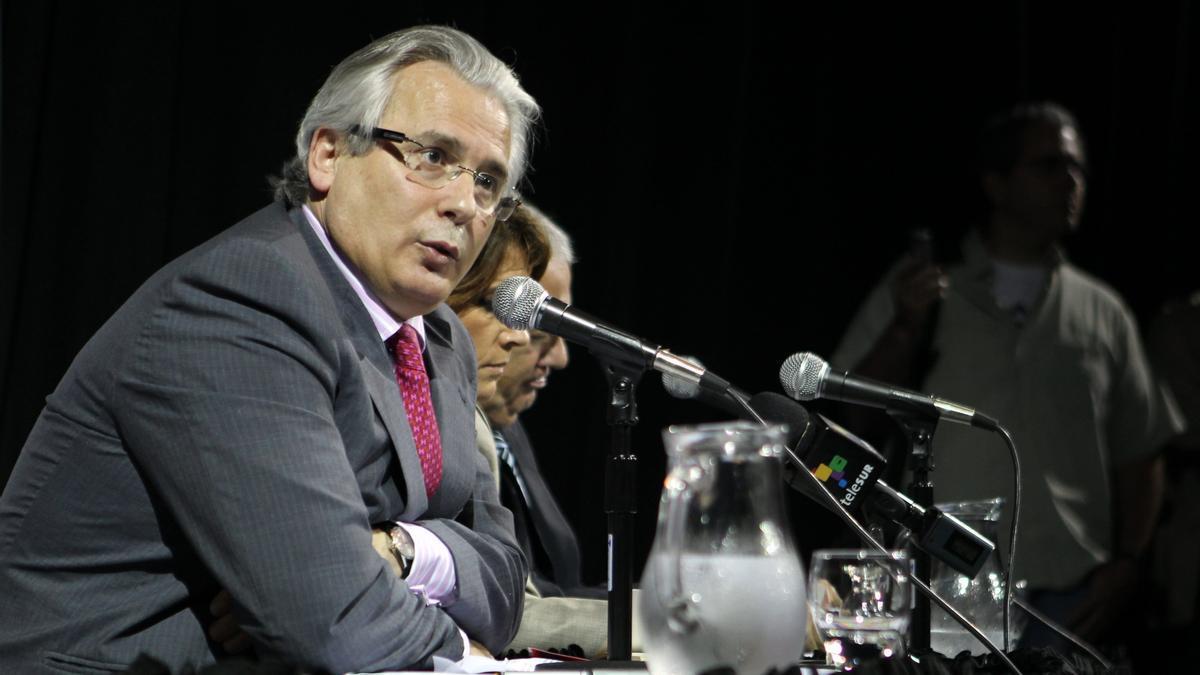 El juez español Baltasar Garzón. EFE/Cezaro de Luca/Archivo