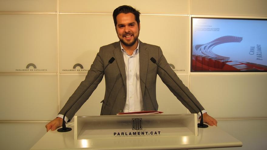 """De Páramo (C's) reprende a Forcadell: """"Los políticos también tienen obligaciones"""""""