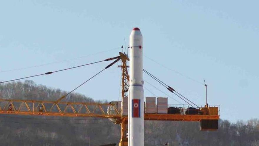 Seúl confirma que Corea del Norte lanzará el cohete desde su costa occidental