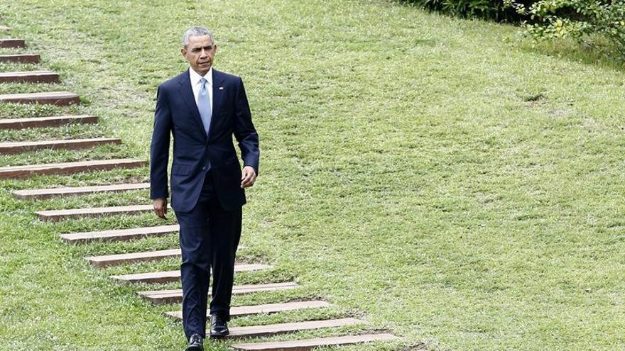 Obama visitará España entre el 9 y el 11 de julio