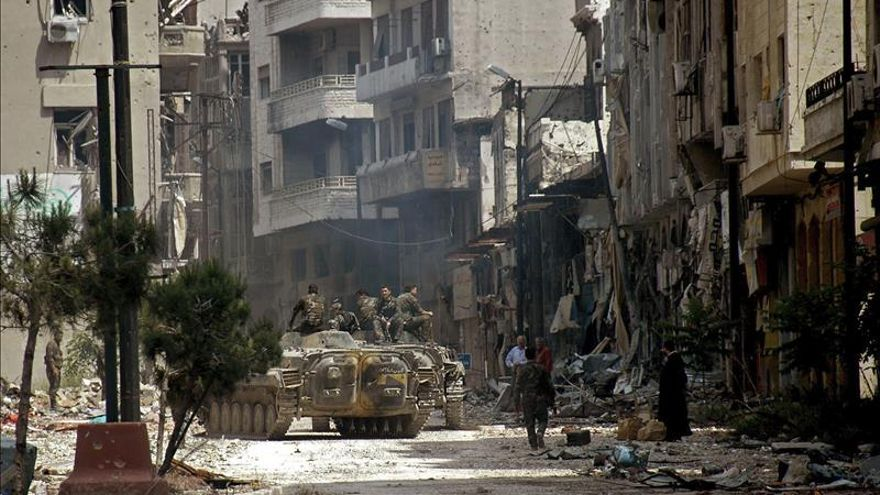 Rebeldes capturan a una treintena de soldados y milicianos del régimen sirio