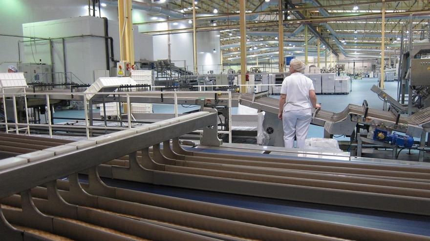 Los precios industriales en Euskadi caen un 3,9% en agosto