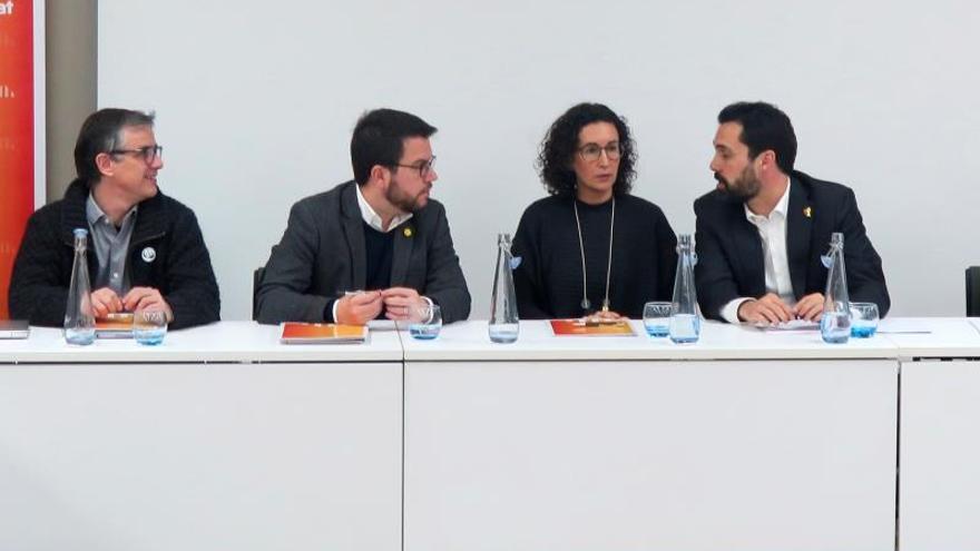 """ERC se reúne en Ginebra para preparar una respuesta frente al juicio al """"procés"""""""