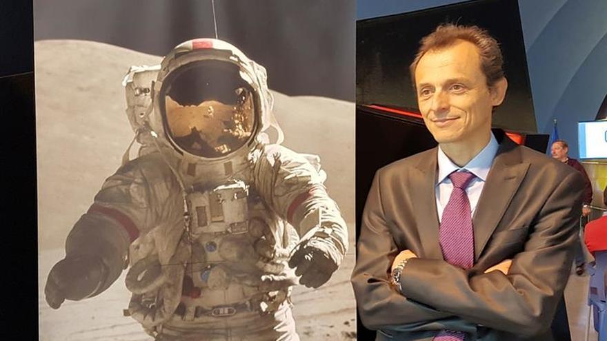 El astronauta Pedro Duque: John Glenn era el número uno