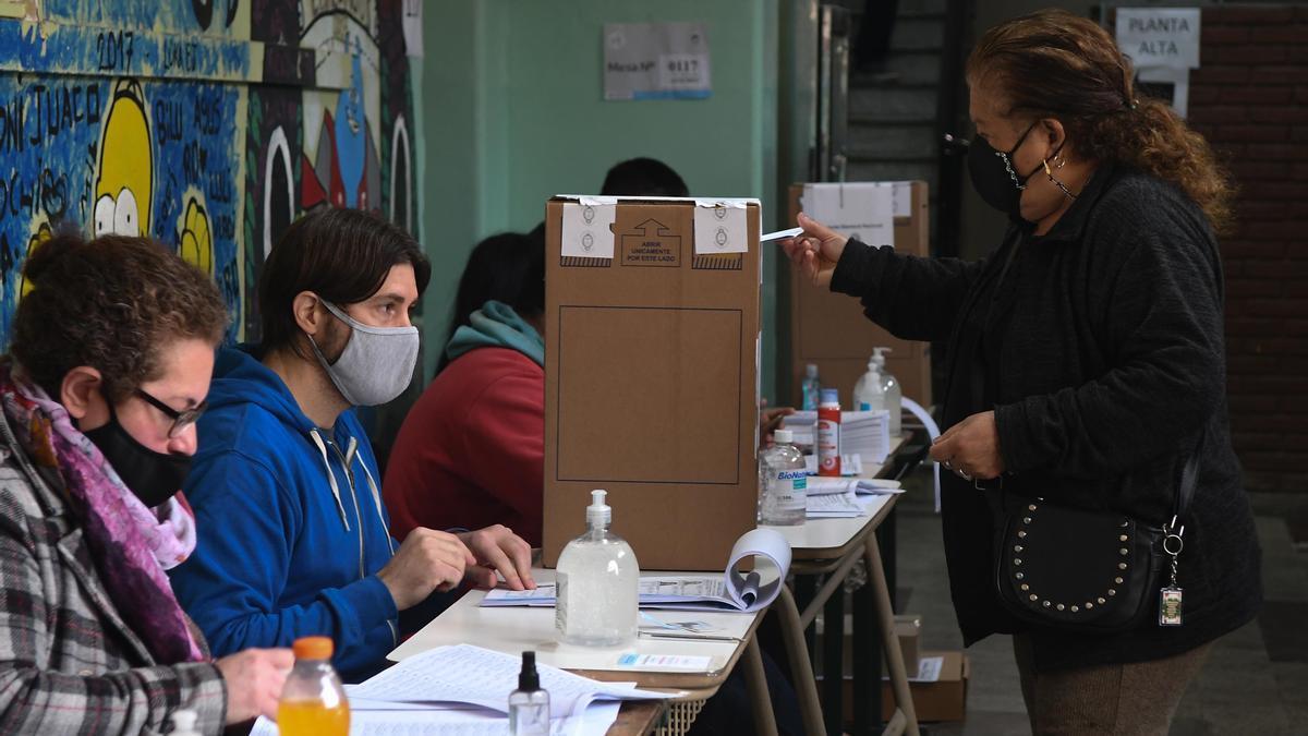 Las PASO se celebran por primera vez en un contexto de pandemia