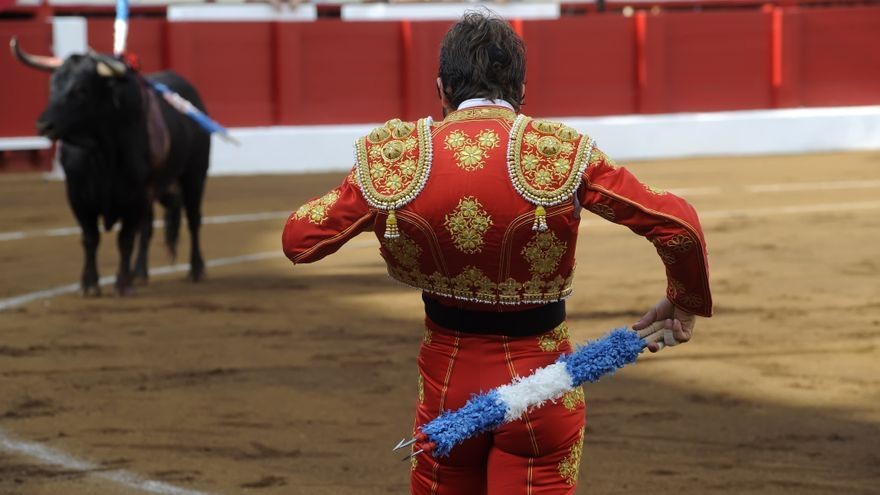 La Feria de Santiago se celebra durante la Semana Grande de Santander.   JOAQUÍN GÓMEZ SASTRE
