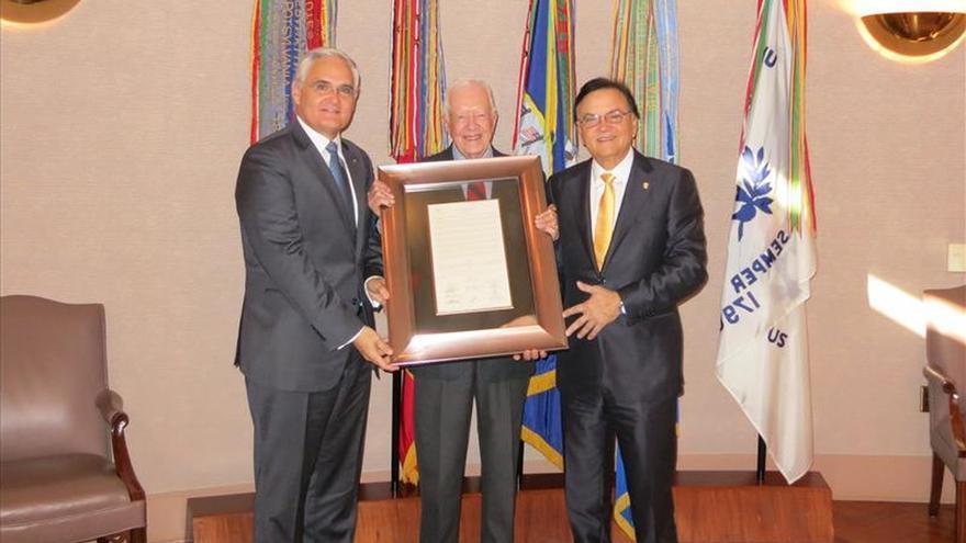 Panamá propone incluir Tratados Torrijos-Carter en lista documental de Unesco