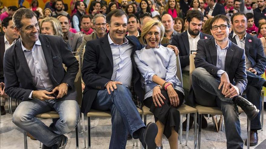 """Rosa Díez asegura que UPyD está """"por el patriotismo constitucional"""""""