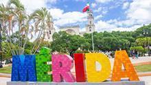 La Mérida de Yucatán, en México, fue fundada en 1542.