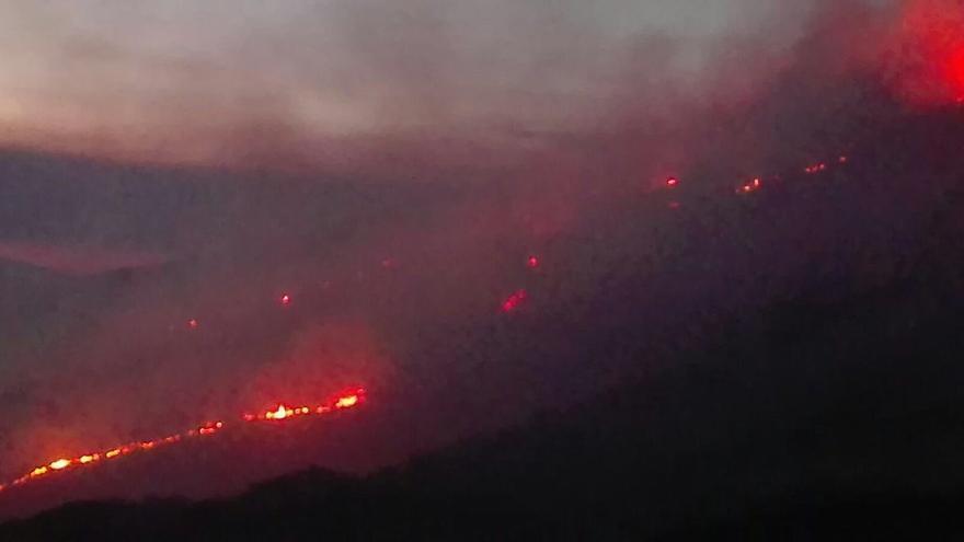 Incendio San Martin Trevejo