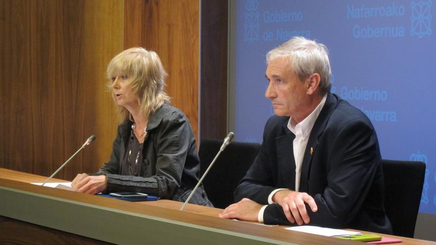 """Ollo afirma que el Gobierno foral trabaja con """"total garantía jurídica"""" en el proyecto de Aroztegia"""