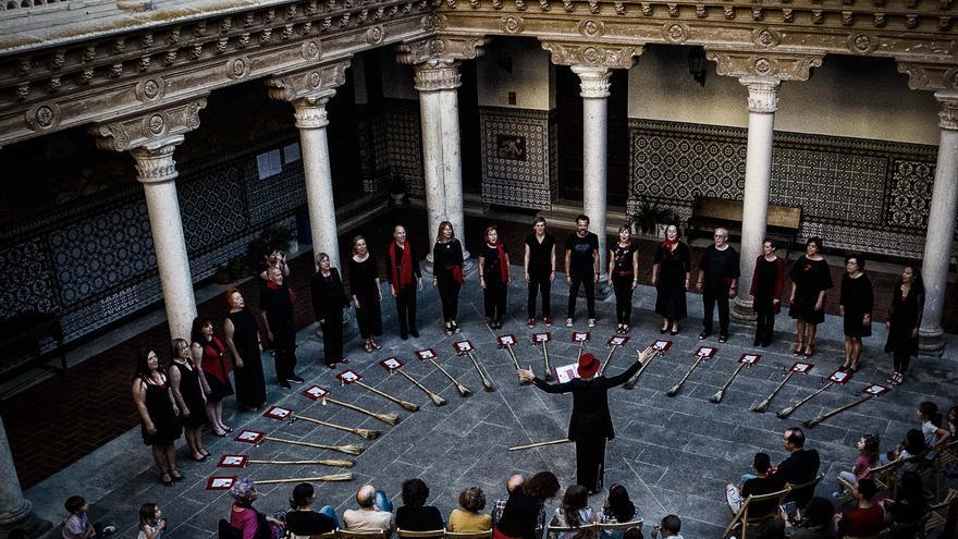 Guadalajara cuenta un cuento: 'Aquelarre en el Convento de la Piedad'