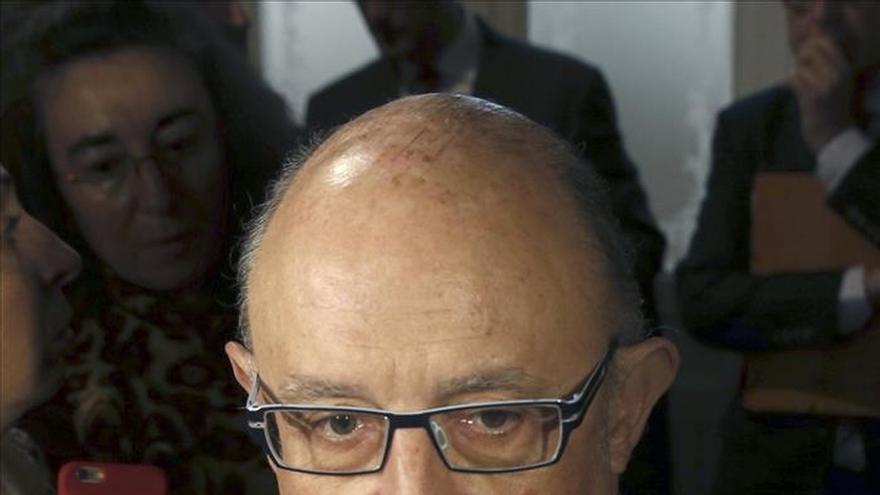"""Montoro afirma que """"siempre"""" estará a disposición del PP y de los españoles"""
