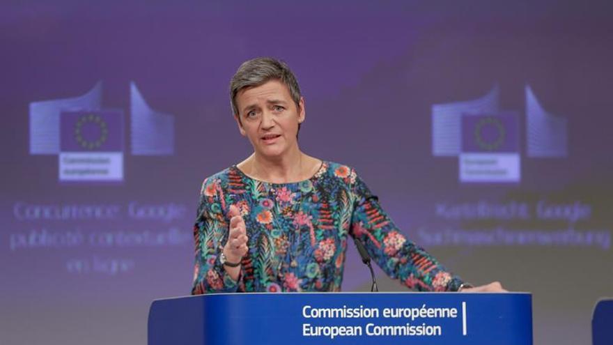 Vestager apunta que la UE hubiera gestionado el caso Huawei conforme a la OMC