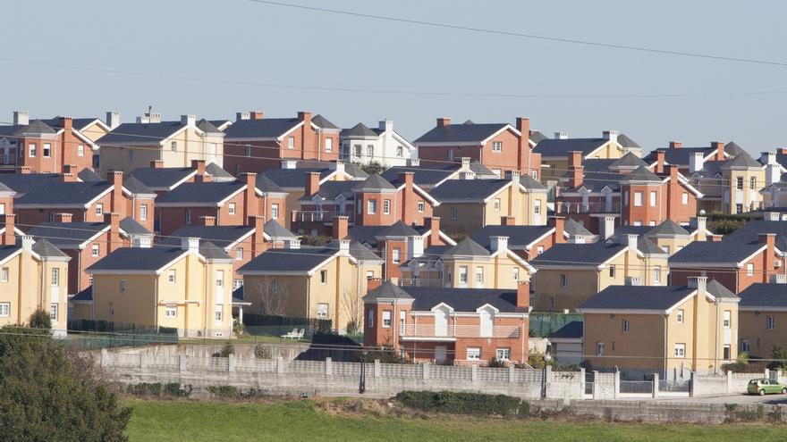 El número de viviendas terminadas en Cantabria cayó un 20% en 2016