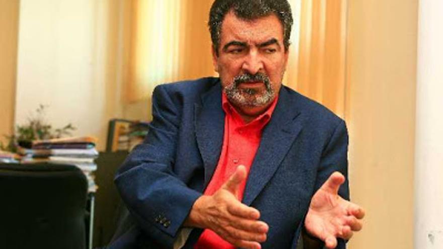 José Ana Pérez Labajos, en una foto de archivo