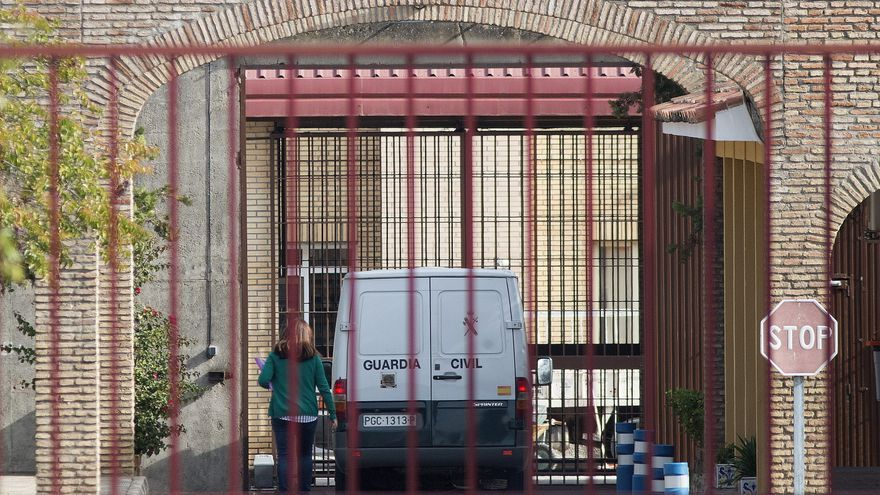 Cárcel de mujeres en Alcalá de Guadaira (Sevilla)