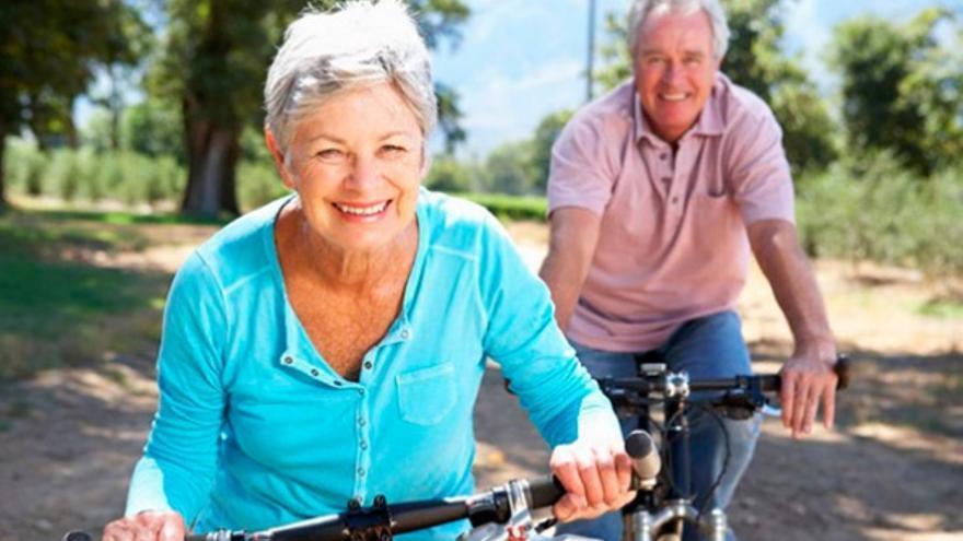 Alimentación sana y variada, y ejercicio físico, claves para una vida larga
