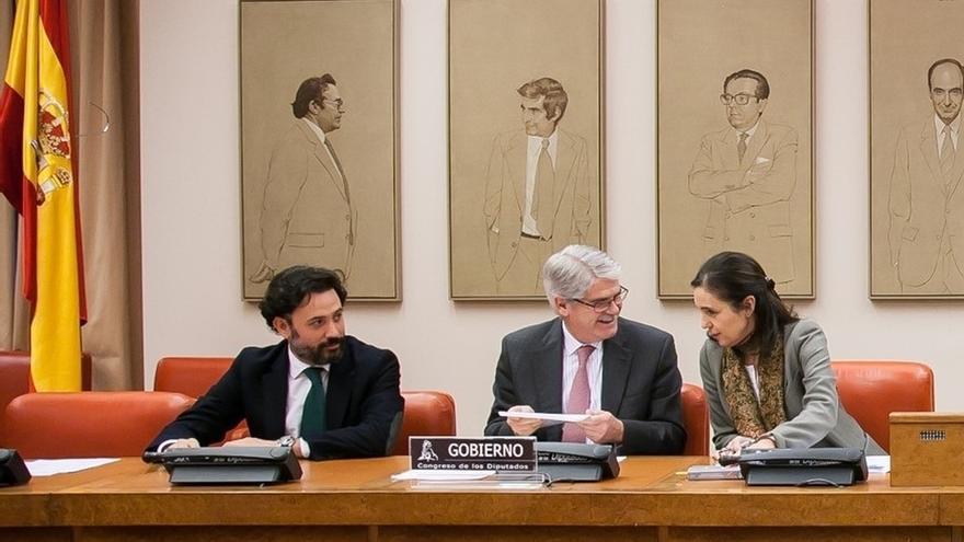 La oposición pide a Dastis un peso mayor de los derechos humanos en la política exterior