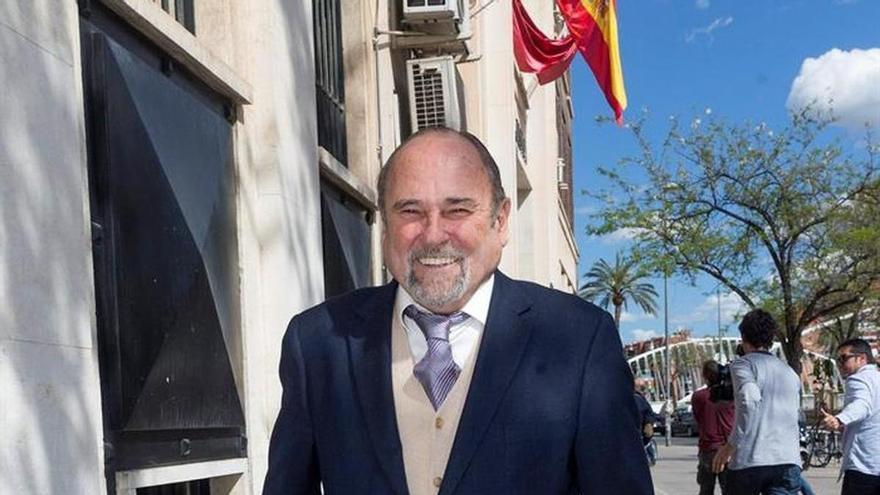 El juez Julián Pérez-Templado