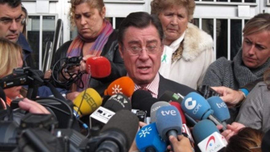 El Abogado De José Bretón Padre De Los Niños Desaparecidos, José María Sánchez
