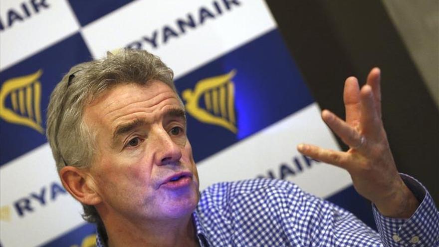 Ryanair aumentó un 16 por ciento su tráfico de pasajeros en abril