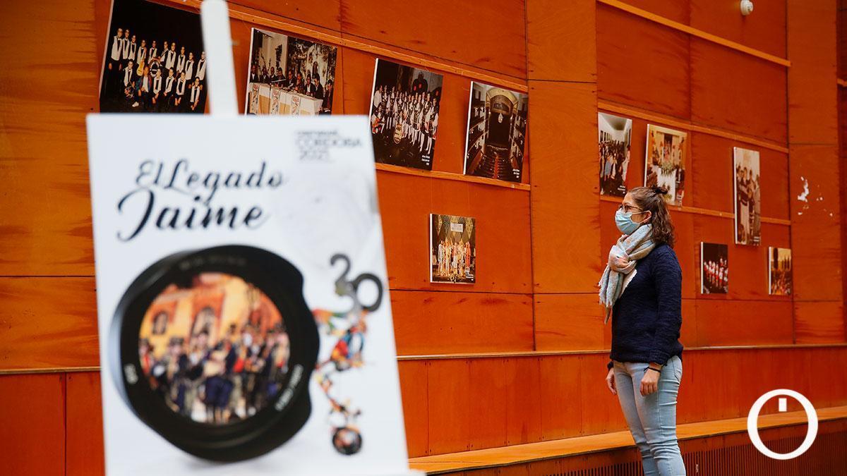Exposición 'El legado de Jaime' en el Centro Cívico Cruz de Juárez