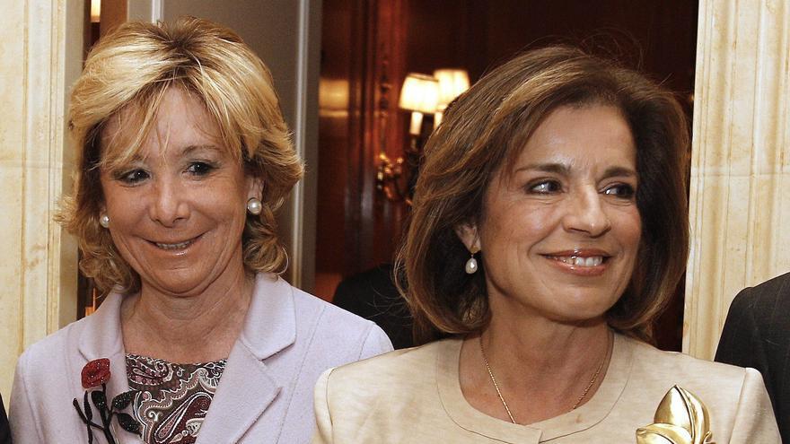 Botella dice que no está interesada en la carrera por la presidencia del PP de Madrid