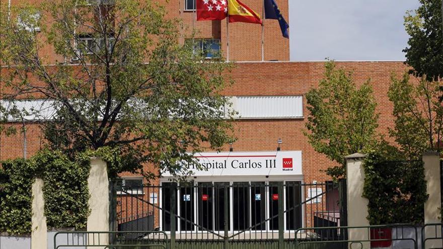El Carlos III, otra vez en guardia para atender a la médico con riesgo ébola