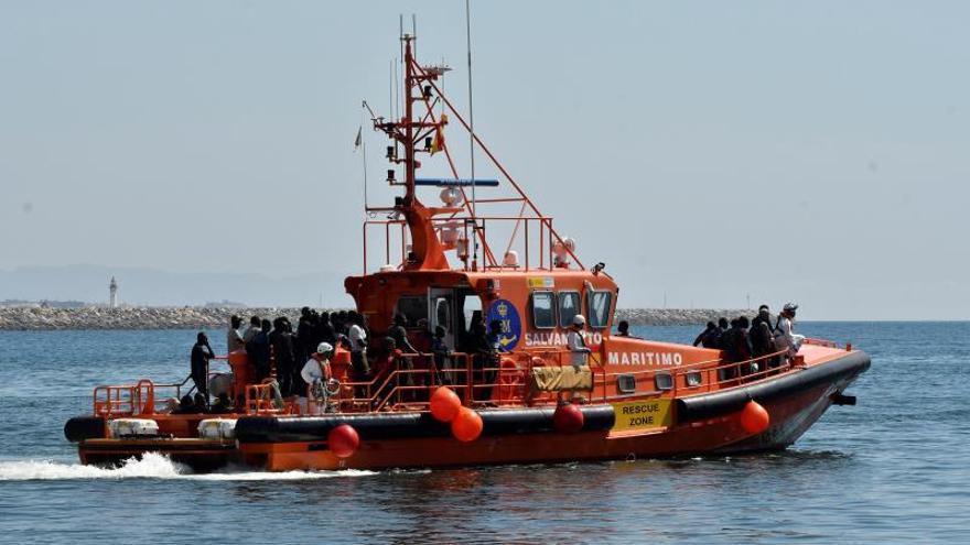 Frontex registra un descenso de llegadas de inmigrantes a Europa en febrero