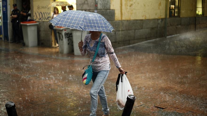 San Felices de Buelna, Los Tojos y Altamira, los puntos de España con más precipitación acumulada