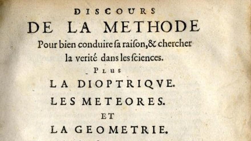 Discurso del método - René Descartes.