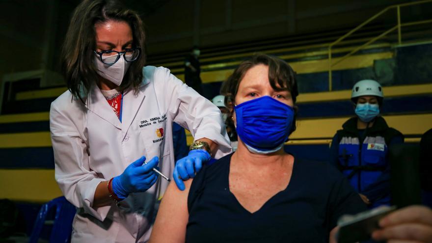 Ecuador suma 974 nuevos casos de la covid-19 y acumula 454.336