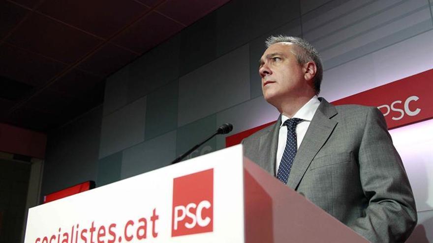 Multa de 1.500 euros a la mujer que agredió al exlíder del PSC Pere Navarro