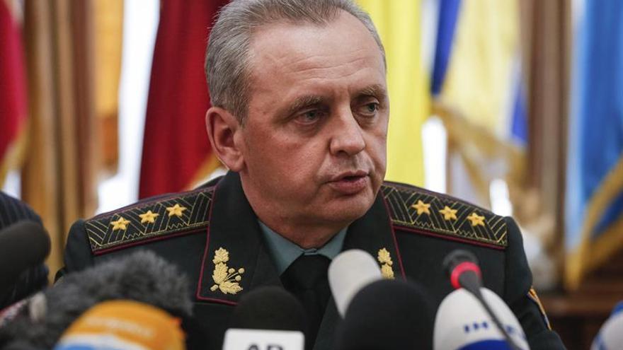 Ucrania concluye los ensayos de misiles antiaéreos en aguas cercanas a Crimea