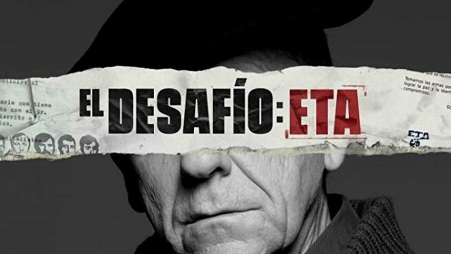 Póster de la serie documental 'El Desafío: ETA'