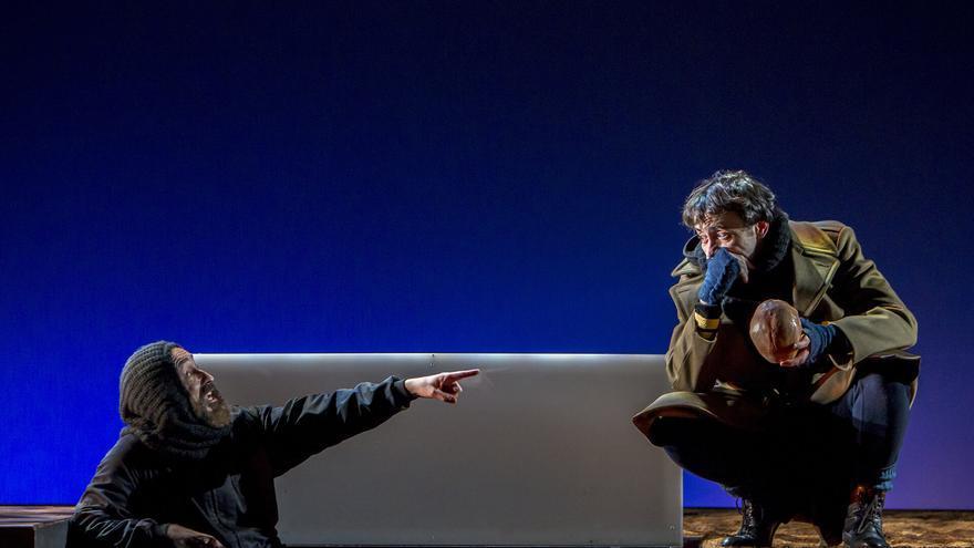 Hamlet en el Teatro Kamikaze