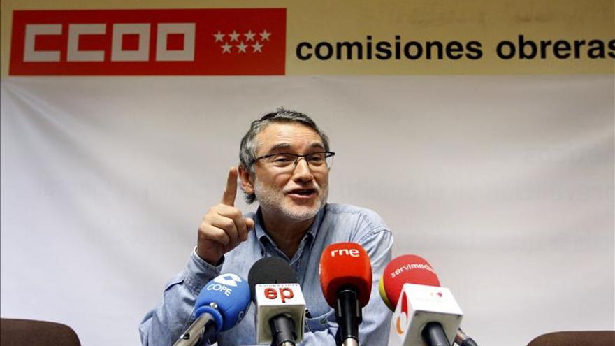CCOO pide a Rajoy que flexibilice el déficit de las comunidades autónomas