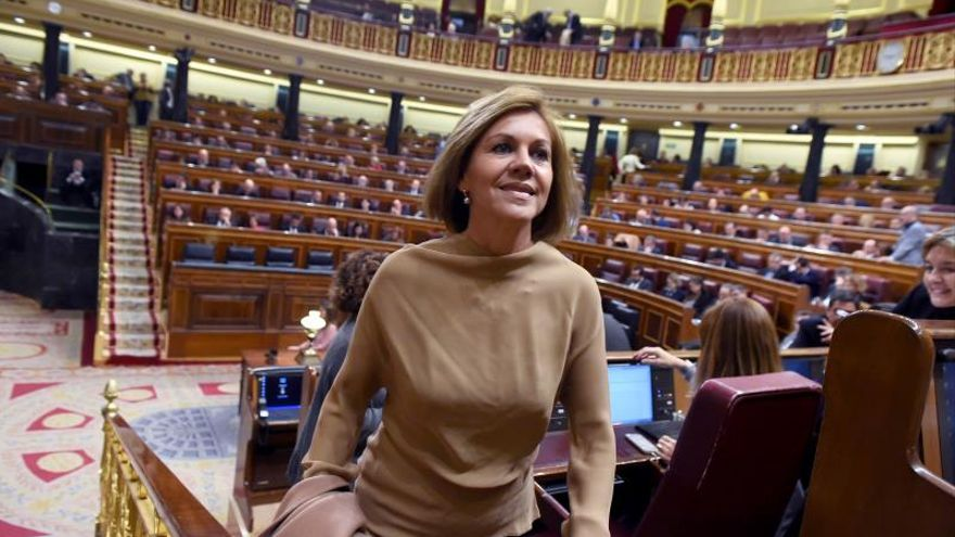 El PP de Castilla La Mancha no aclara si Cospedal será su presidenta de honor