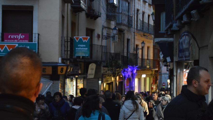 Comercios de Toledo / Foto: Javier Robla