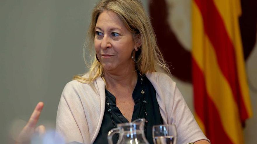 """Munté admite que le haría """"ilusión"""" ser la alcaldesa de Barcelona"""