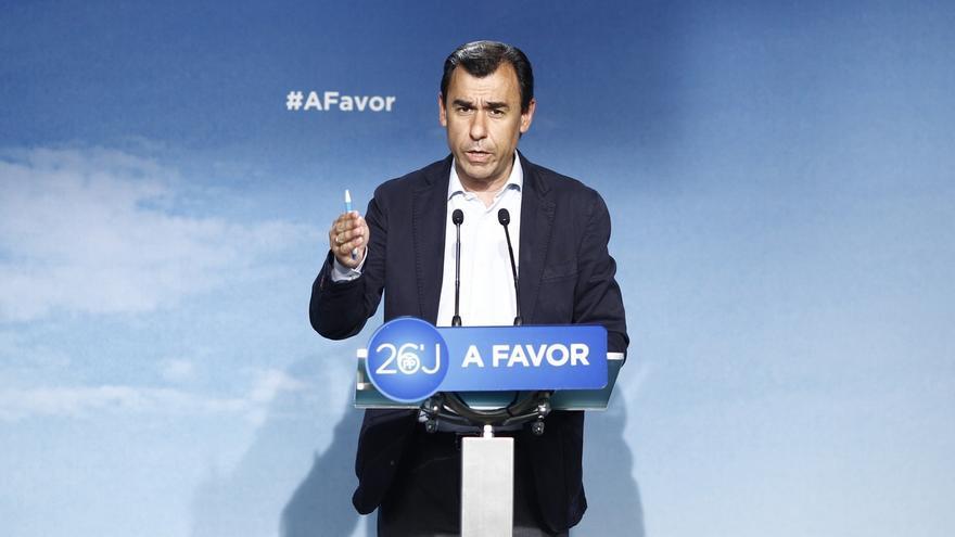 """Maillo (PP) considera que la decisión de Ciudadanos de abstenerse no """"tiene por qué ser absolutamente definitiva"""""""