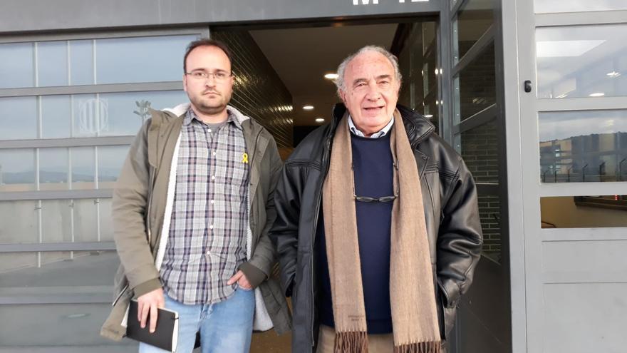 Josep Barberà i Josep Lluís Albinyana (ERPV)