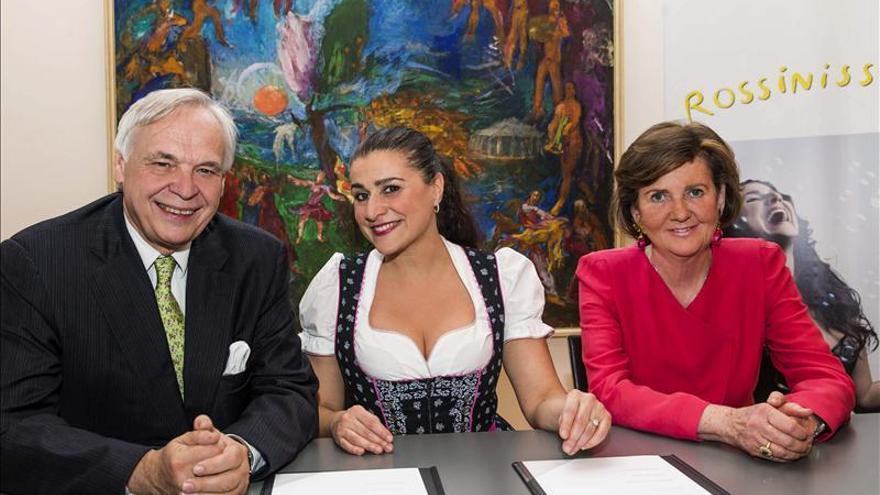 Cecilia Bartoli dirigirá el Festival de Pentecostés de Salzburgo hasta 2016
