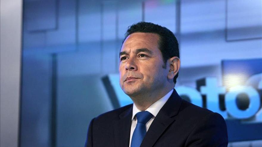 """Cambio en Guatemala, un triunfo de los """"indignados"""" en América Central"""
