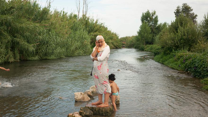 'El ríu invisible', proyecto ganador de 'Fragments'