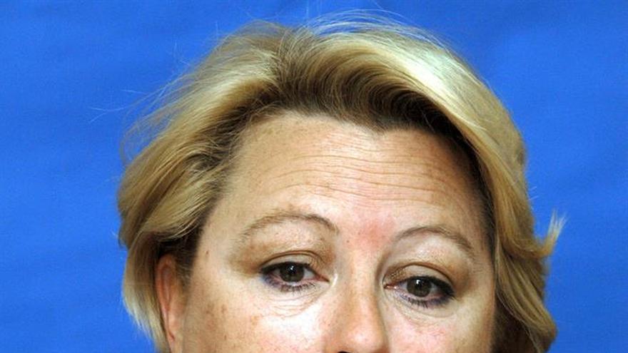 Citada el viernes la exdiputada madrileña Josefa Aguado en el caso Gürtel