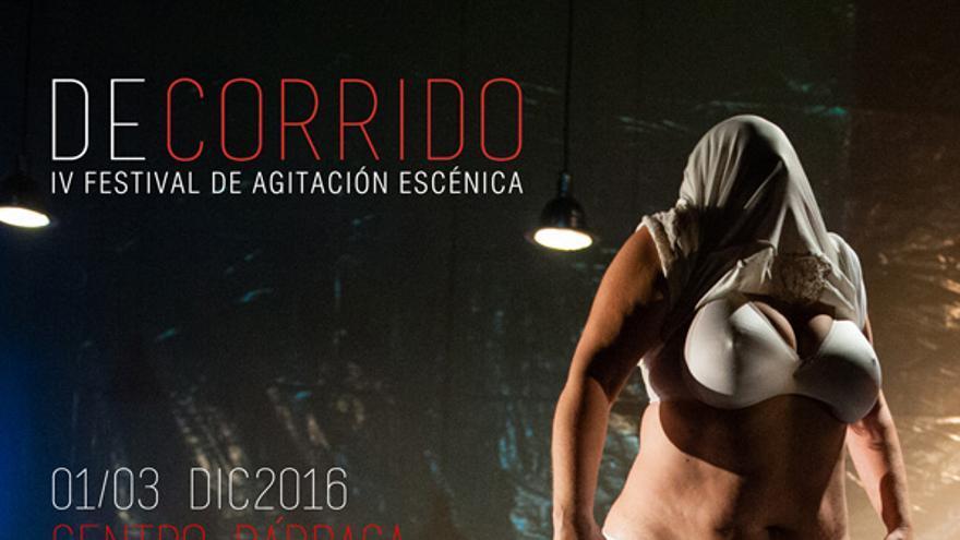 El festival de artes escénicas DeCorrido se celebrará del 1 al 3 de diciembre en el Centro Párraga