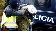 La policía ha realizado operaciones contra el yihadismo en diferentes ciudades