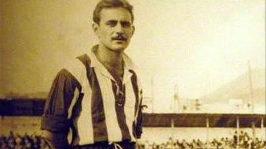 Pacuco Jorge, leyenda del fútbol canario